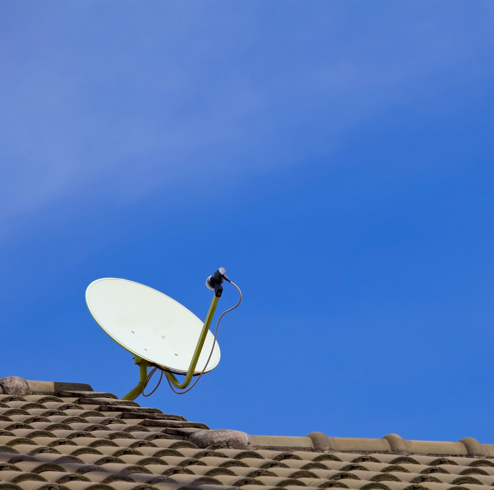 Satellite TV Dish Installation - Aerial Installation Newcastle